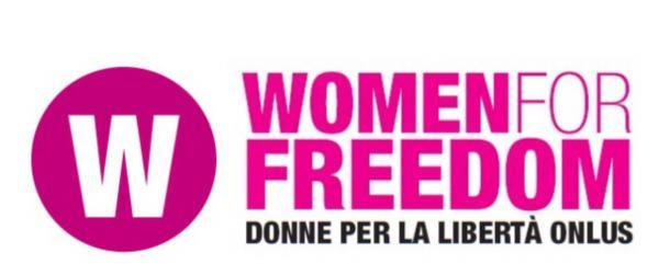 Lettera di ringraziamento da Women For Freedom - Emergenza Terremoto